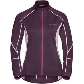 VAUDE Resca Bike Jersey Longsleeve Women purple